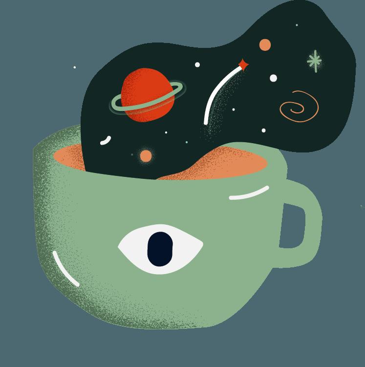 Nebuleuses et Cacao